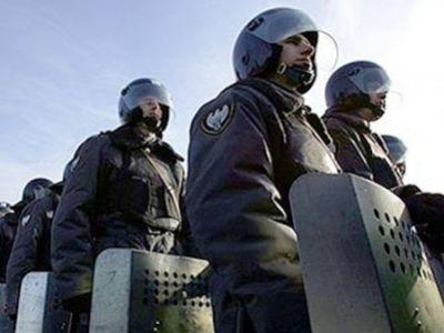 ВВолгограде завели дело онападении наполицейского впроцессе акции протеста