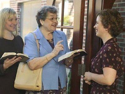 свидетели иеговы знакомство общение
