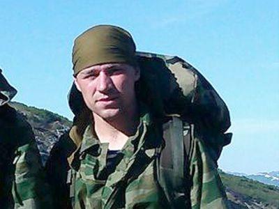 Солдат-контрактник изСибири умер вСирии