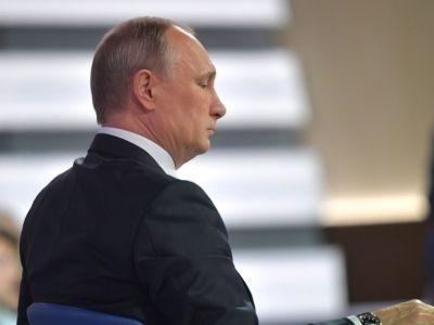Выбран основной сценарий выдвижения В. Путина президентом