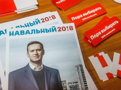 ВКемерово задержаны два сторонника Навального