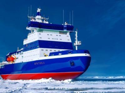 Встроительство ледокола «Арктика» был вынужден вмешаться Путин