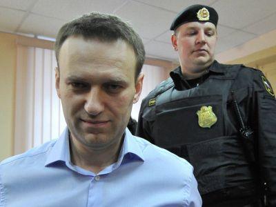 Навальному продлили испытательный срок поделу «ИвРоше» еще  нагод