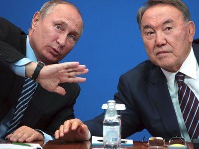 Усохшее Сладкое оказалось вКазахстане