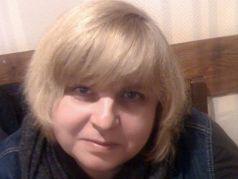 Ольга Кортунова. Фото с архива автора