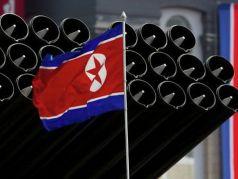 Северокорейское снабжение бери параде. Источник - www.ukrinform.ru