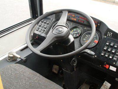 На юго востоке москвы неизвестные угнали рейсовый автобус