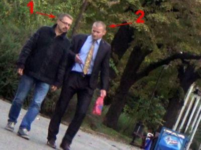 СМИ опубликовали фото русских ГРУшников, курировавших неудавшийся госпереворот вЧерногории