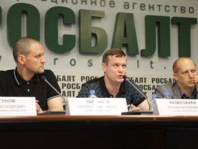Появилось видео сзадержанным Удальцовым вотделе милиции  — Возникло недоразумение