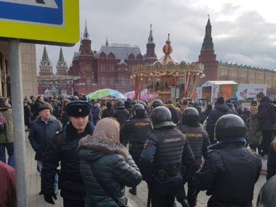 Уголовные дела возбуждены после акций 5ноября в столице