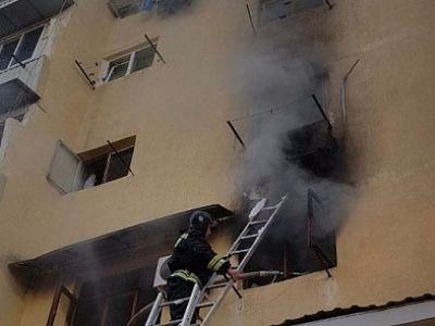 Число пострадавших впожаре вобщежитии вСочи возросло до23 человек