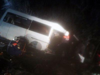 Ространснадзор опроверг обгон как причину ДТП с15 погибшими