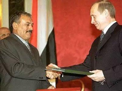 Экс-президент Али Абдалла Салех убит вЙемене