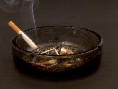 О пепельницах и окурках