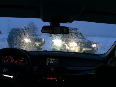 ВТульской области заблокировали машину с корреспондентами ЦУР