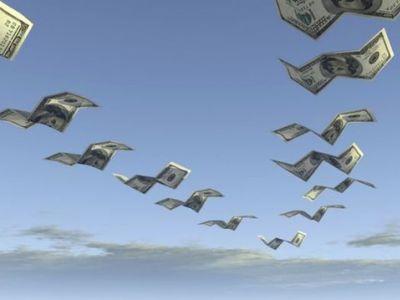 Бегство капиталов. Фото: Вести Экономика