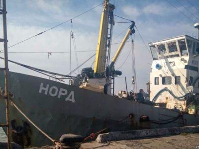 Украинские таможенники перевели капитана траулера «Норд» из клиники обратно вСИЗО