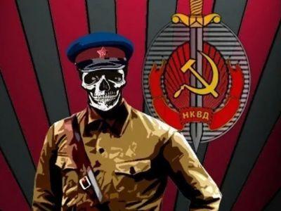 Убийцы из НКВД - КГБ. Иллюстрация: reibert.info