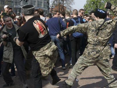 Руководитель СПЧ призвал соблюдать закон инепровоцировать полицию наакциях протеста