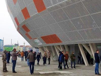 Fitch предсказало городамРФ трудности из-за стадионов кЧМ