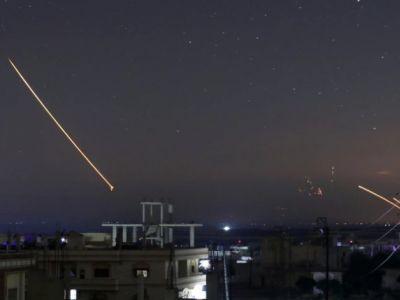 Белый дом поддержал право Израиля насамооборону после удара поСирии