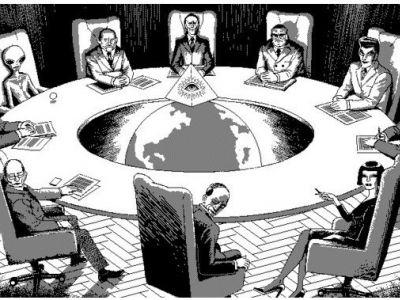 Мировое правительство секс