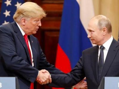 WP: Трамп скрыл от своей администрации подробности разговоров с Путиным