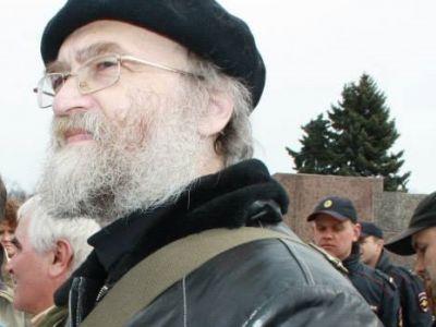Александр Скобов. Фото: www.facebook.com/alexander.skobov