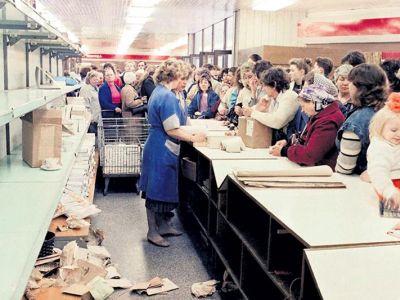 Ретейлеры предупредили оскором дефиците продуктов в РФ  из-за закона Яровой