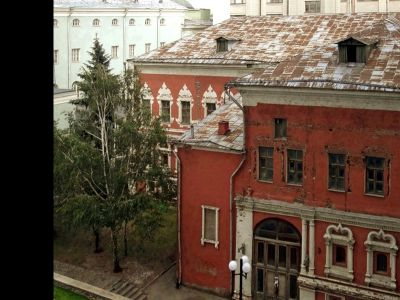 Стоимость реконструкции зданий Государственной думы  иСовфеда возросла  впятеро