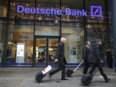 Deutsche Bank оштрафован вСША из-за коррупционных схем вРФ иАзии