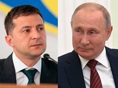 Кравчук: Зеленский установил  В. Путина  в нелегкую  ситуацию
