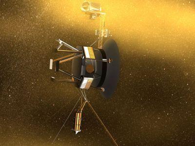 Космический зонд «Вояджер-2» NASA вышел вмежзвездное пространство