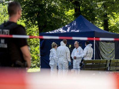 Германия высылает 2-х служащих посольстваРФ из-за убийства вБерлине