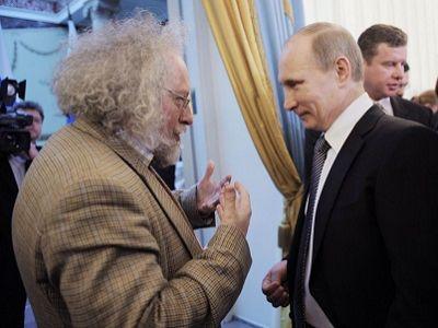 """Путин назвал """"Эхо Москвы"""" оппозицией, которую не сажает"""