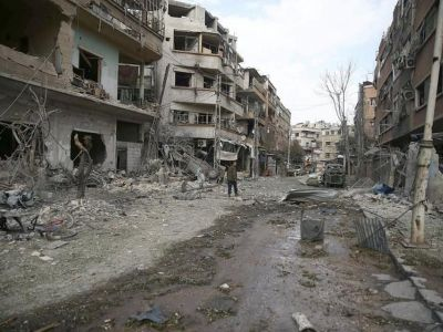 Сирия. Фото: rend.az