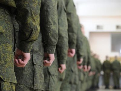 Солдаты срочной службы. Фото: ТАСС