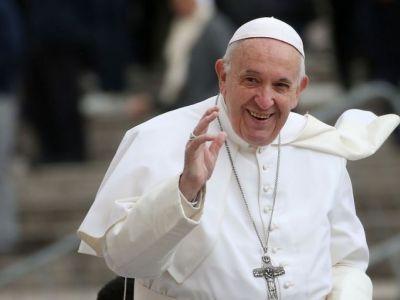 Папа римский Франциск Фото: pronedra.ru