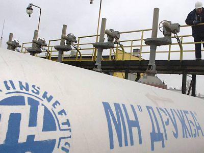 "Нефтепровод ""Дружба"". Фото: Александр Саверкин/ТАСС"