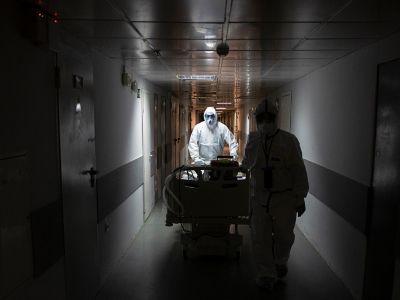 Коронавирус. Фото: Павел Головкин / AP