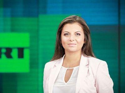Маргарита Симоньян. Фото: russian.rt.com
