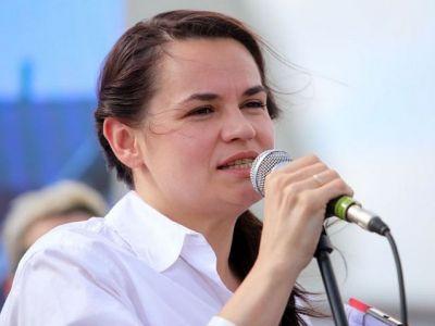 Светлана Тихановская. Фото: Радио Свобода