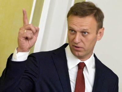 Алексей Навальный. Фото: Глеб Щелкунов / Коммерсант