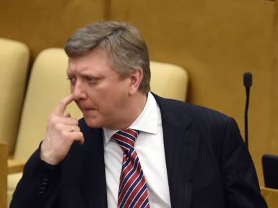 Дмитрий Вяткин. Фото: Дмитрий Духанин / Коммерсант